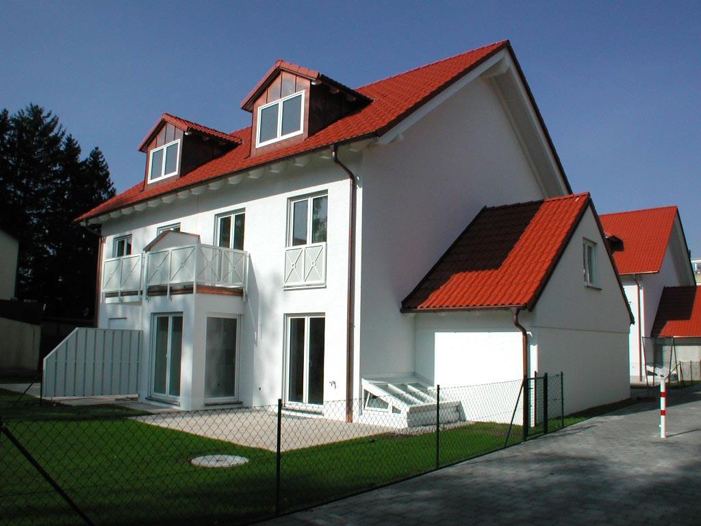 Einfamilienhaus mit Balkon und Garten Puchheim